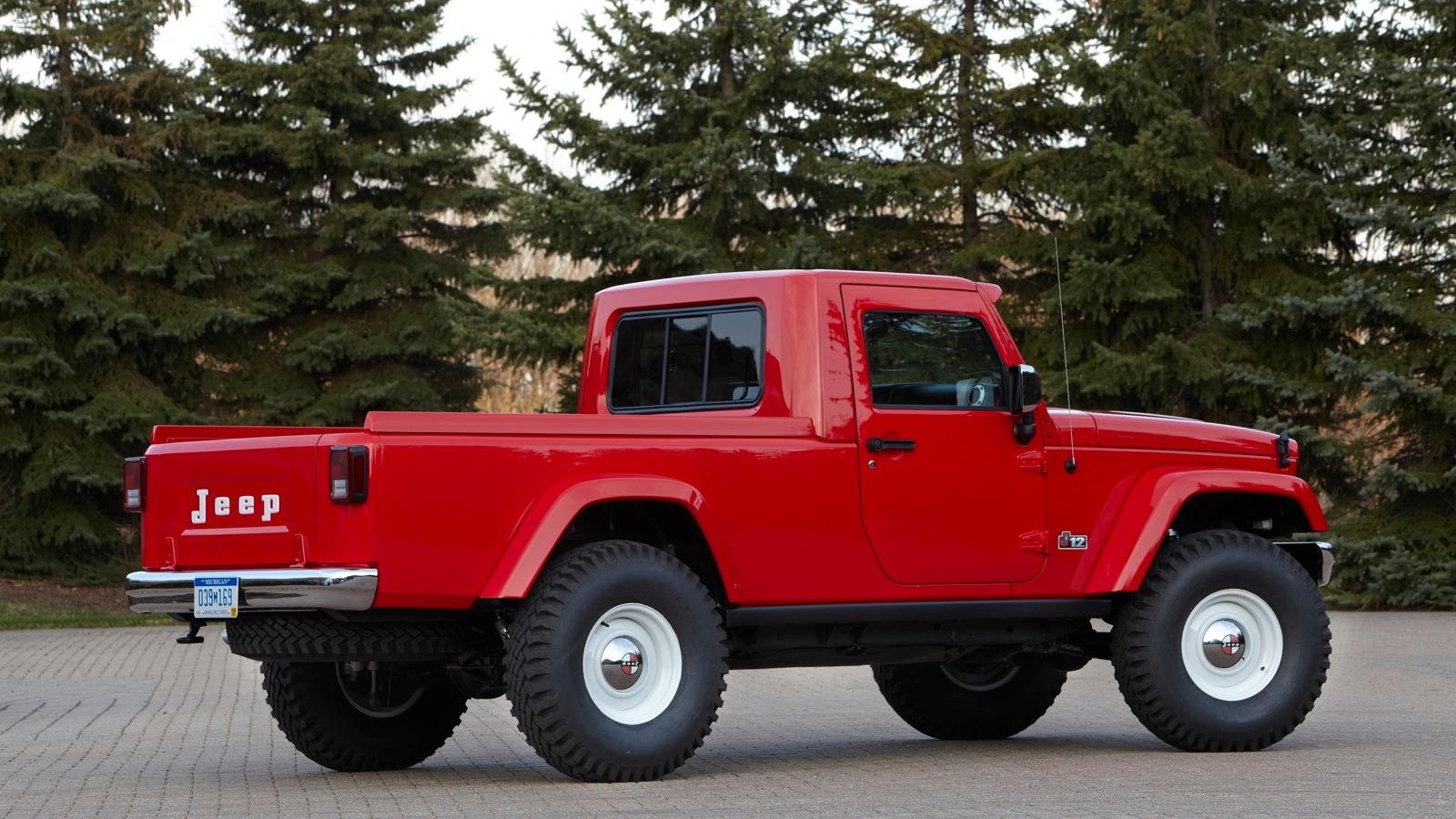 Jeep's J-12 concept