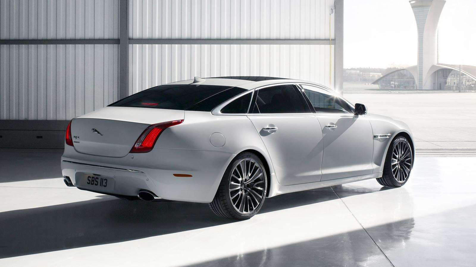 2012 Jaguar XJ Ultimate Edition