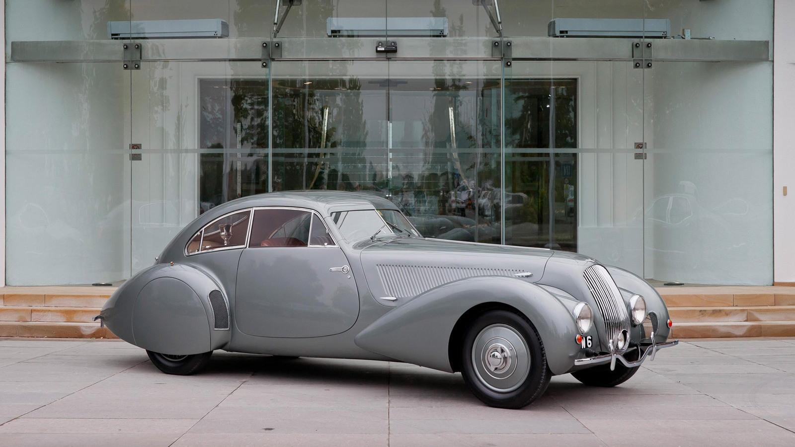 1930s-era Bentley 4 1/4 Liter 'Embiricos' Special