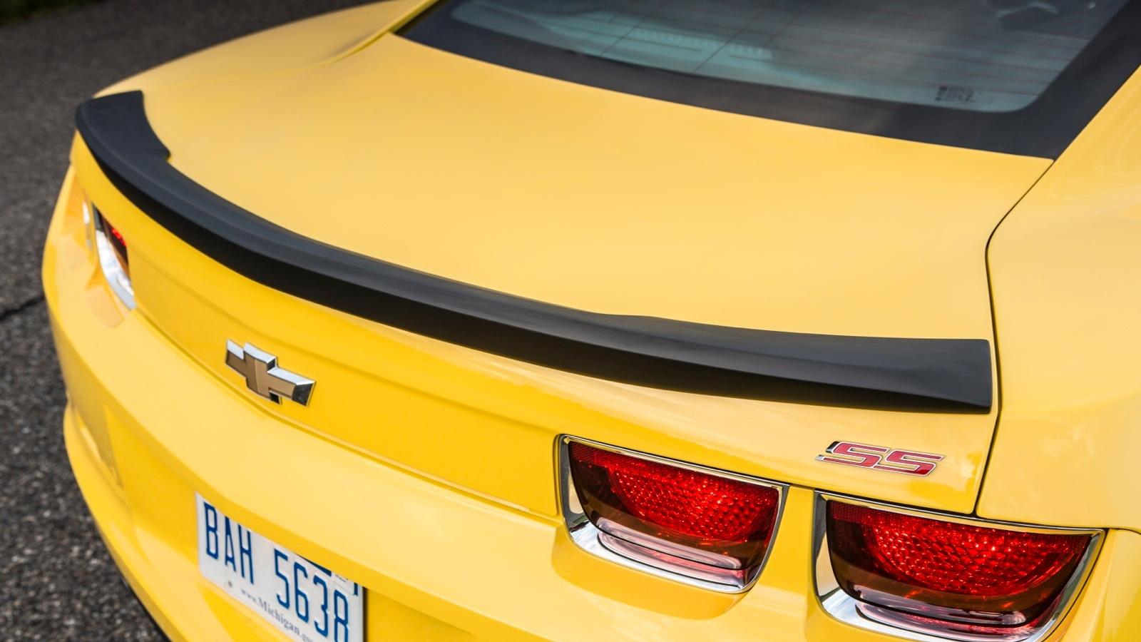 2013 Chevrolet Camaro SS 1LE