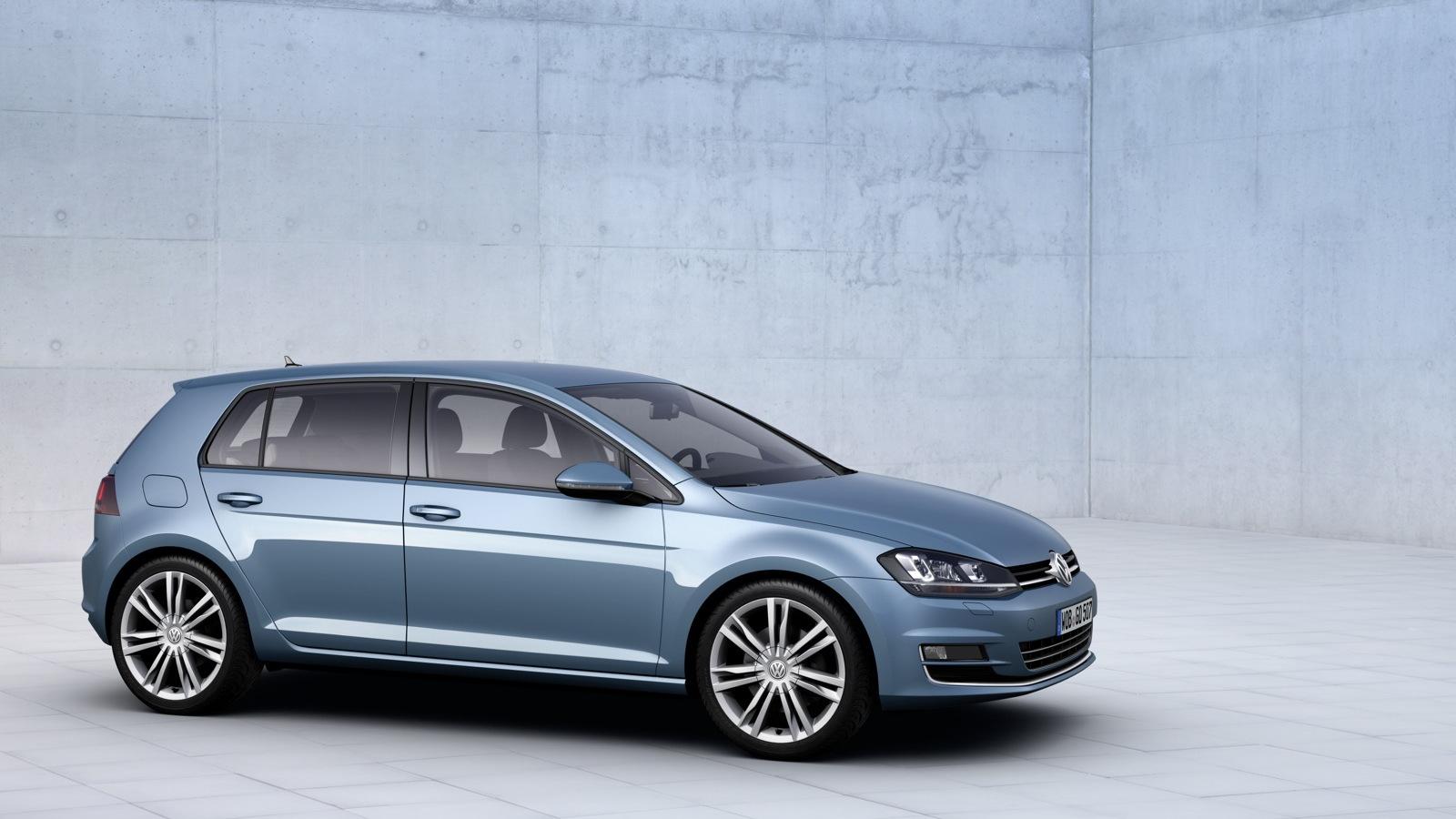 2014 Volkswagen Golf (European spec)
