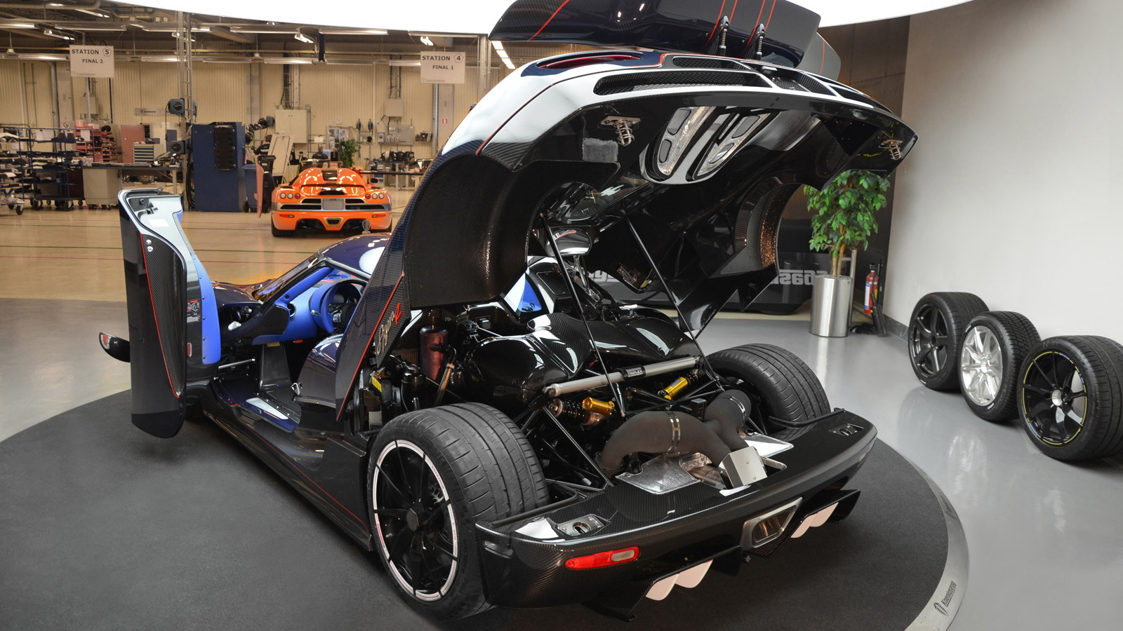 2013 Koenigsegg Agera R BLT