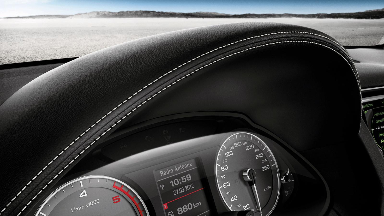 Audi SQ5 TDI Exclusive Concept, 2012 Paris Auto Show