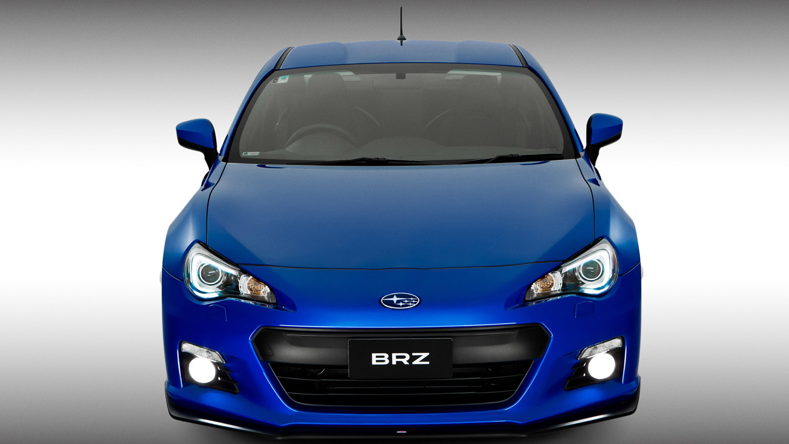 2013 Subaru BRZ fitted with STI upgrades