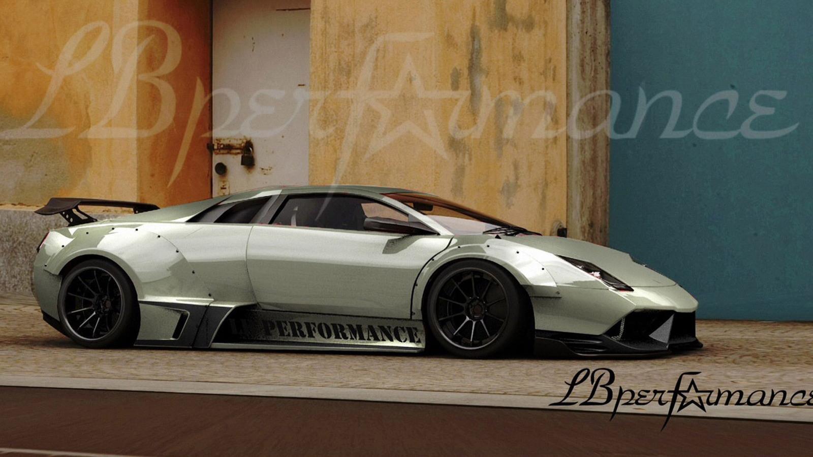 Lamborghini Murcielago Heads Toyo Tires' 2012 SEMA Lineup