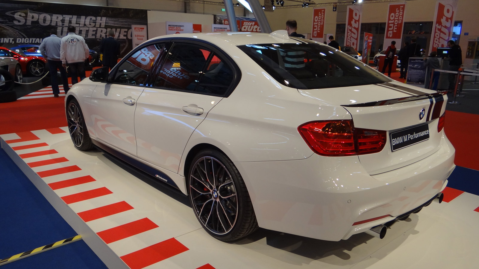 c190b82c9942 BMW Performance Parts To Be Replaced By New M Performance Range