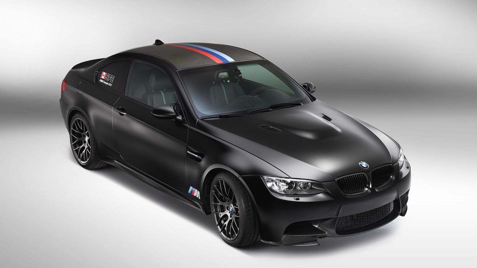 Bmw Celebrates Dtm Win With Special Edition M3 Coupe