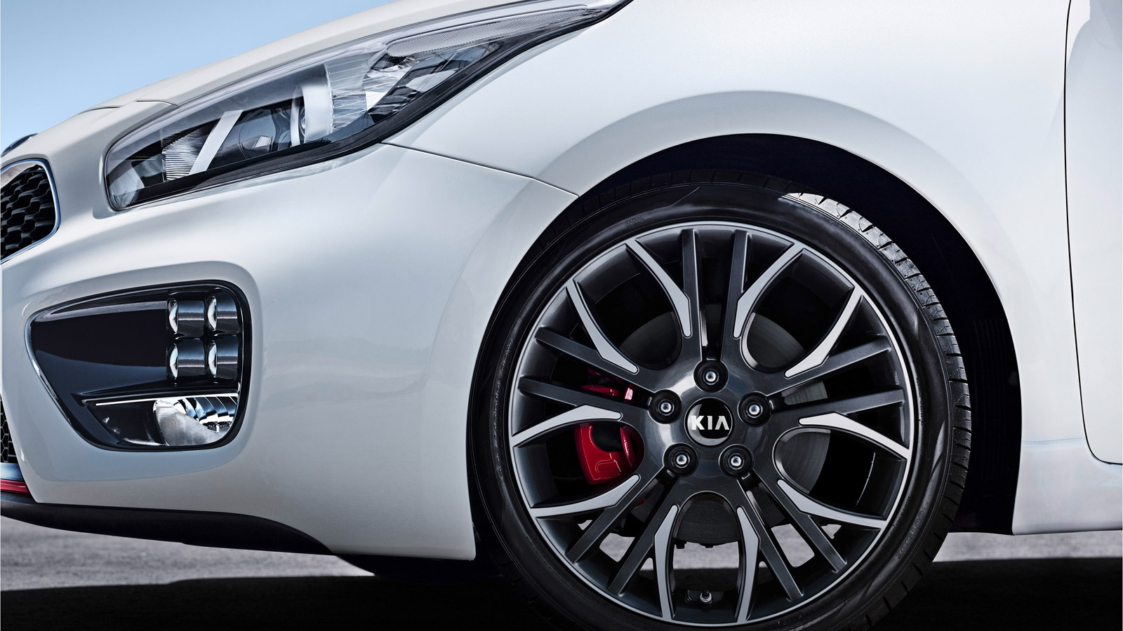 2013 Kia Pro Cee'd GT