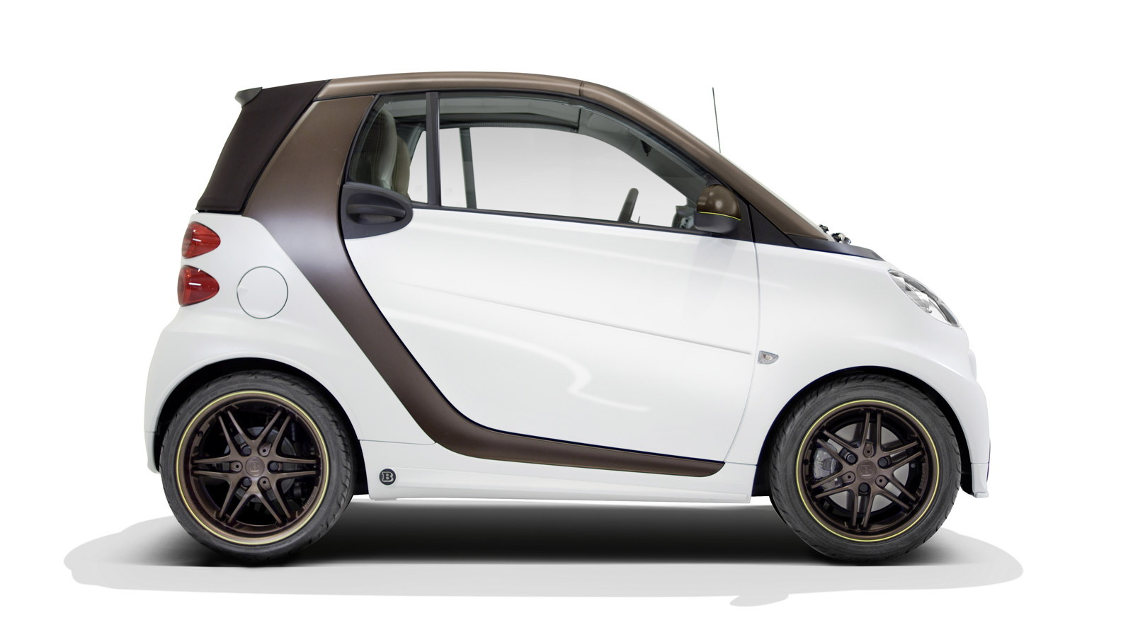 2013 Smart ForTwo BoConcept Signature Style