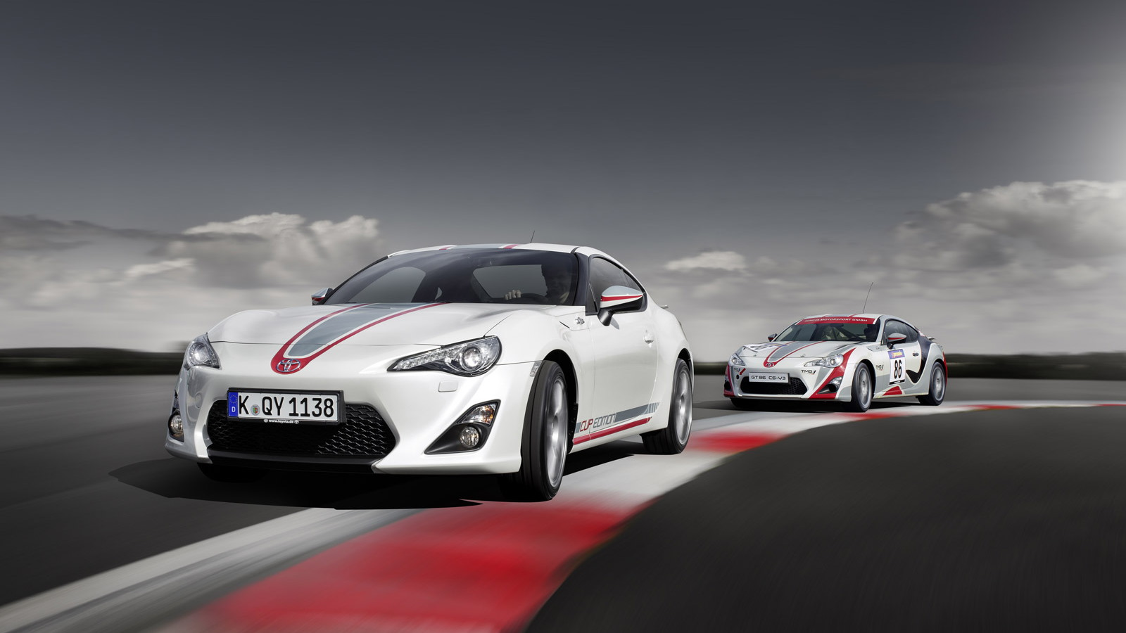 2013 Toyota GT 86 Cup Edition