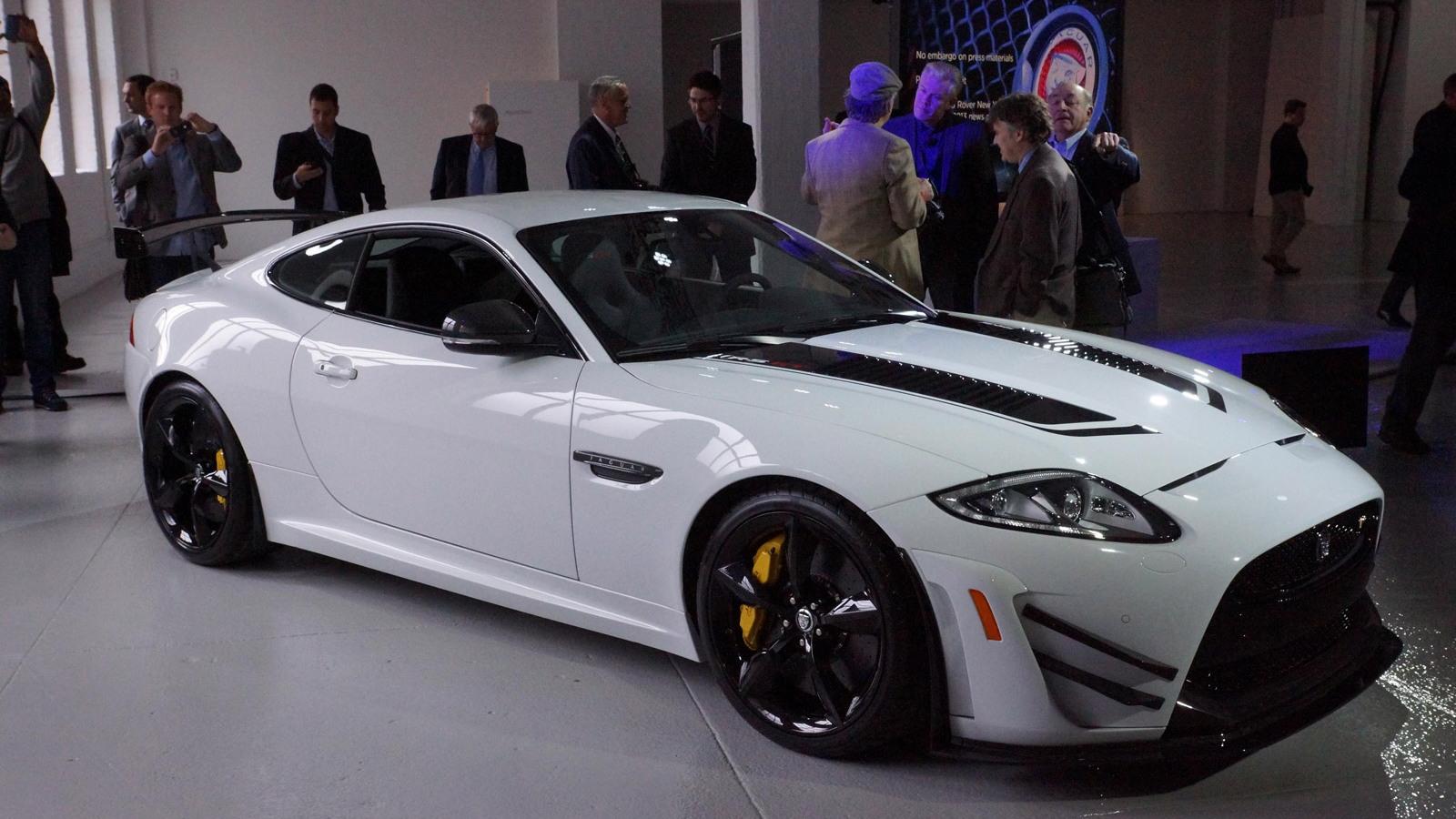2014 Jaguar XKR-S GT, 2013 New York Auto Show