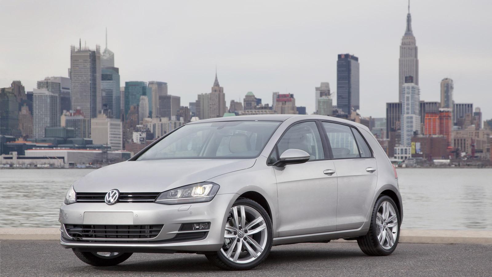 2015 Volkswagen Golf - image: Volkswagen of America