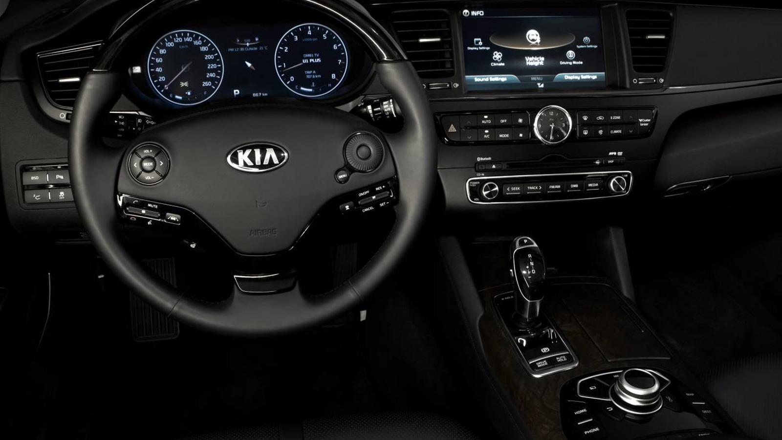 2013 Kia Quoris (K9)