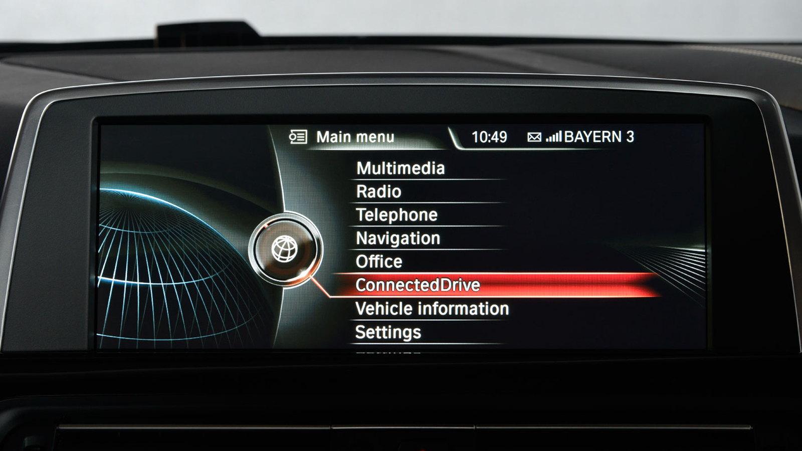 2013 BMW ConnectedDrive updates