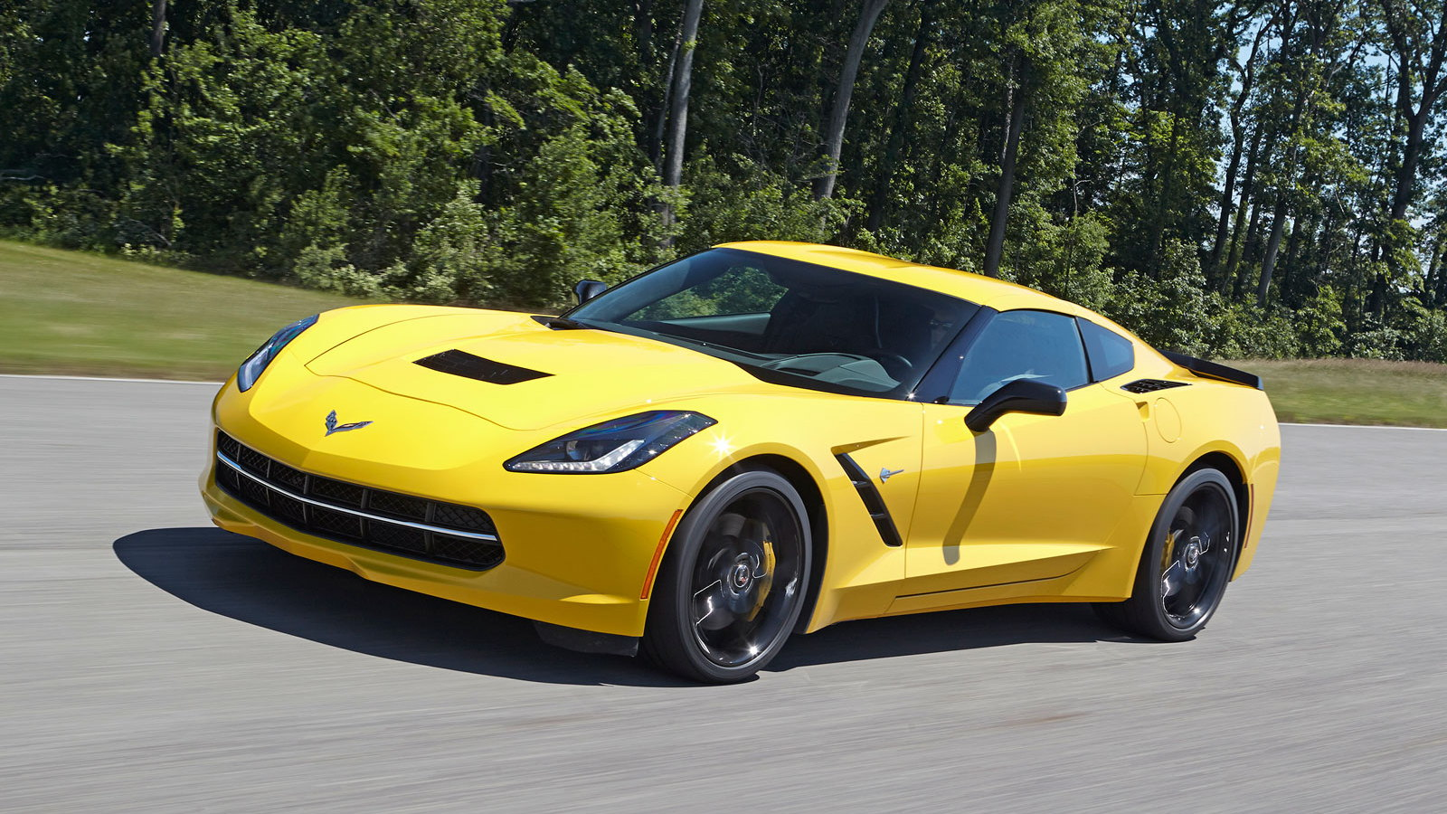 2014 Chevrolet Corvette Stingray Z51 >> 2014 Chevy Corvette Stingray Z51: 0-60 In 3.8 Seconds