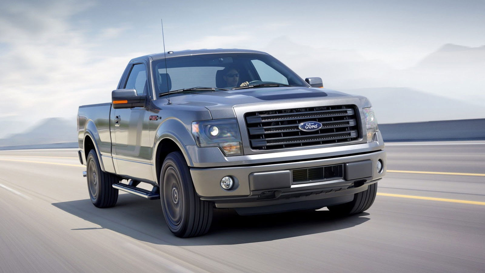 2014 Ford F-150 Tremor