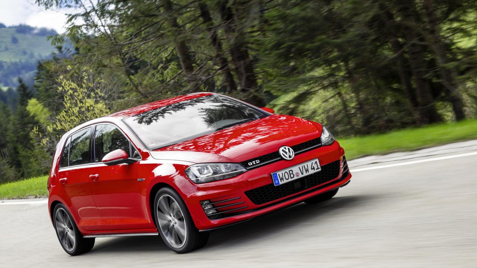 Volkswagen GTD (Euro spec)