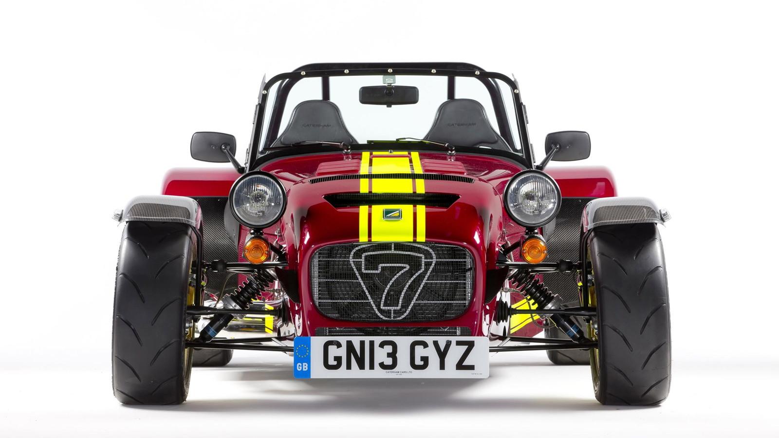 2013 Caterham 620R