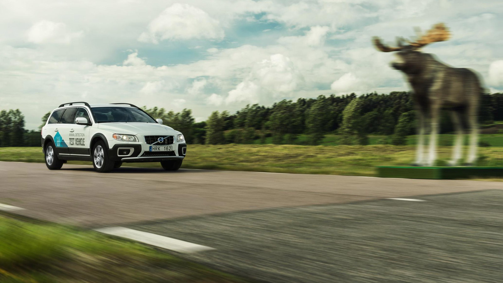 Safety technology planned for 2016 Volvo XC90