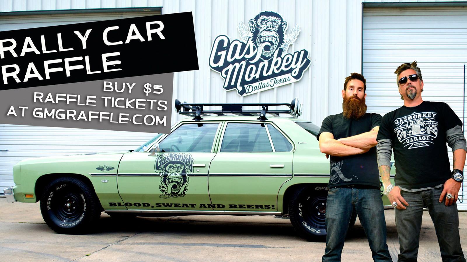 Gas Monkey Garage : Win gas monkey garage s custom chevrolet caprice