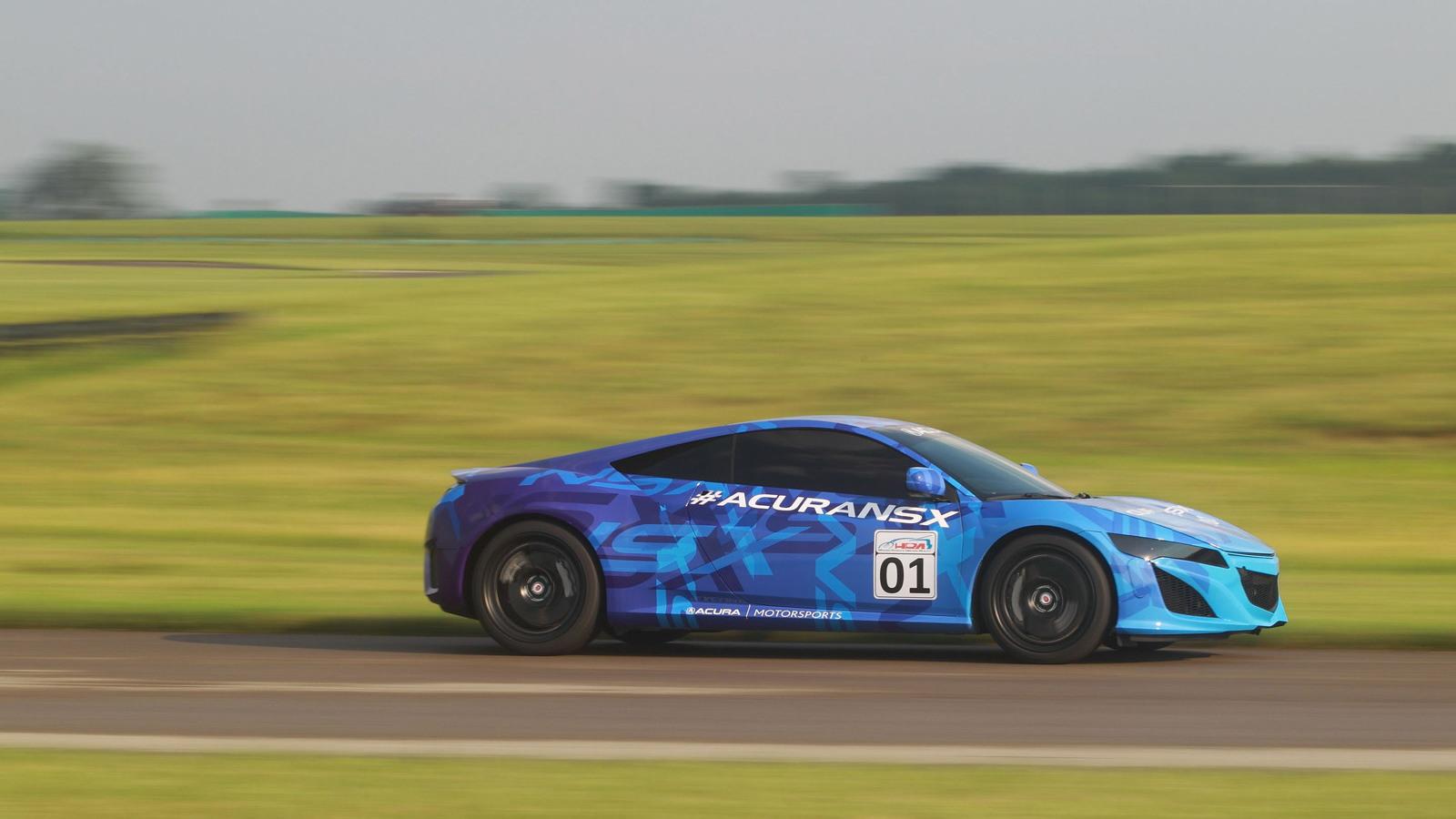 2015 Acura NSX prototype