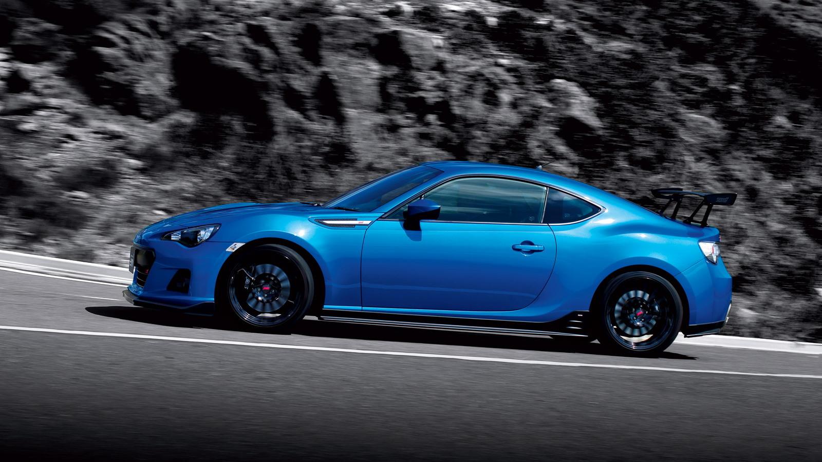 2014 Subaru BRZ tS