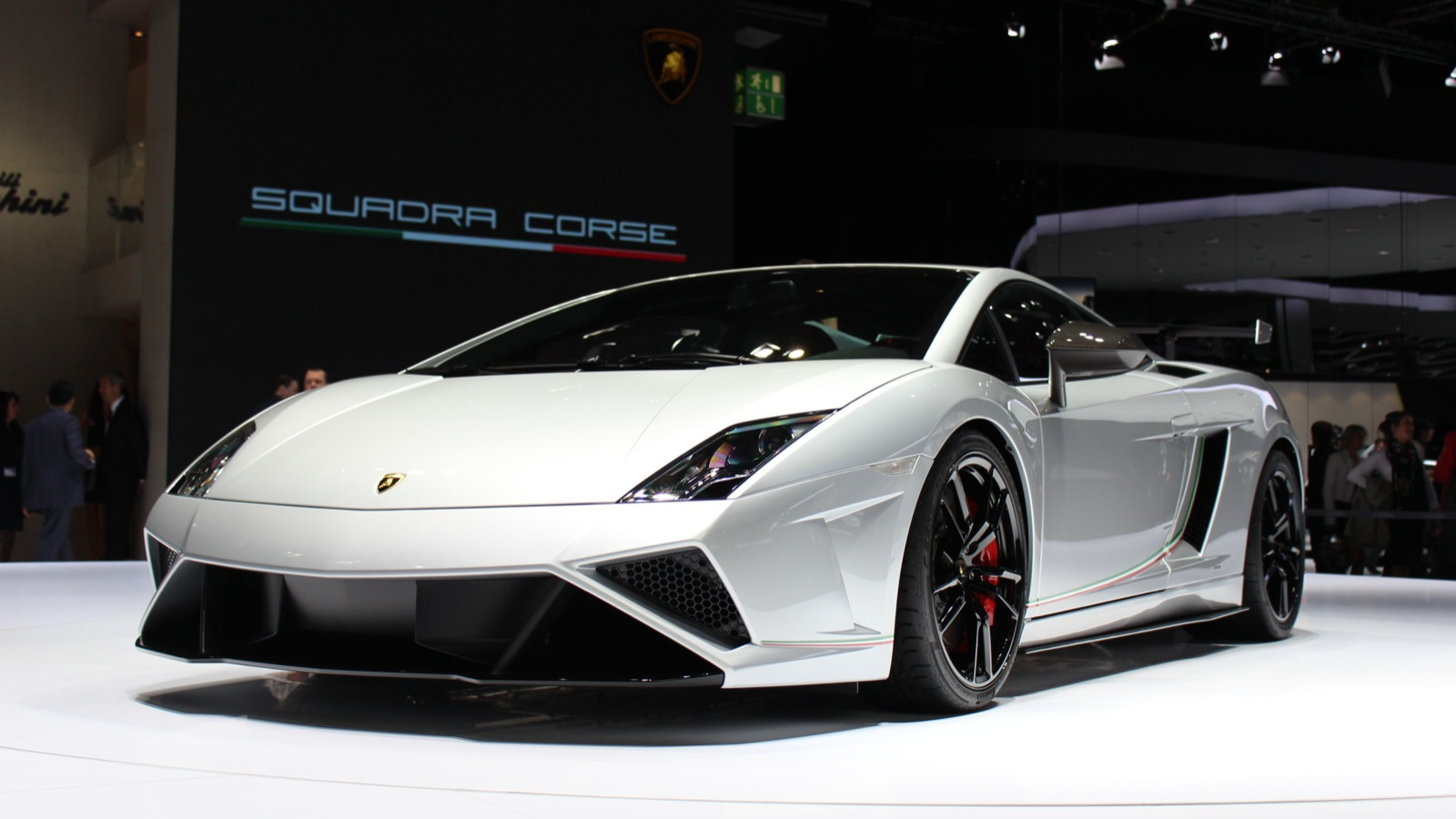 Lamborghini Gallardo Squadra Corse Hits The Track Video