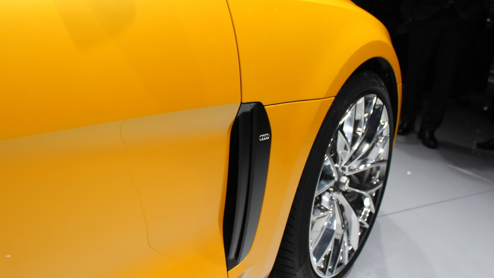 Audi Sport Quattro Concept  -  2013 Frankfurt Motor Show