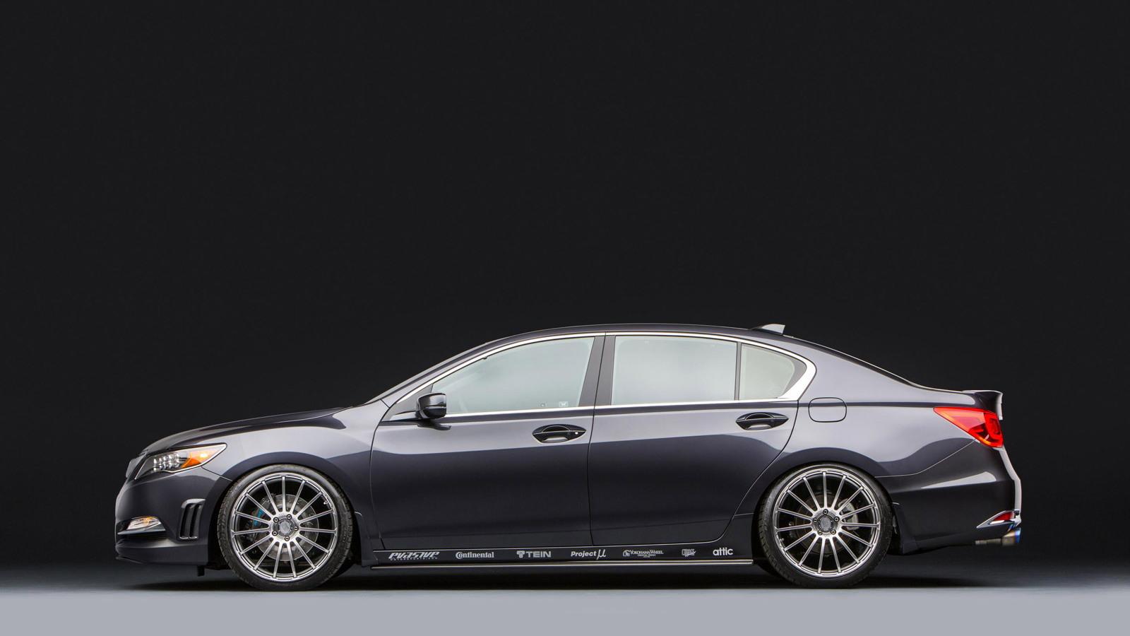 2014 Acura RLX VIP concept, 2013 SEMA