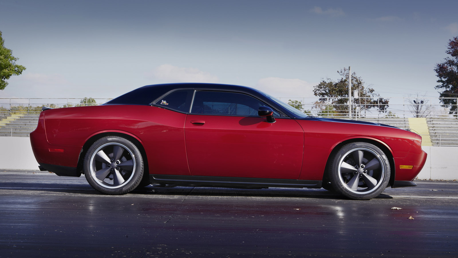 2014 Dodge Challenger R/T with Scat Package