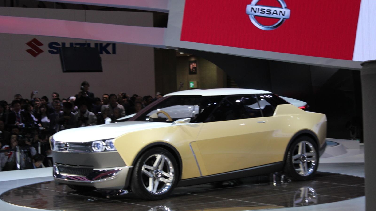 Nissan IDx Freeflow Concept  -  2013 Tokyo Motor Show