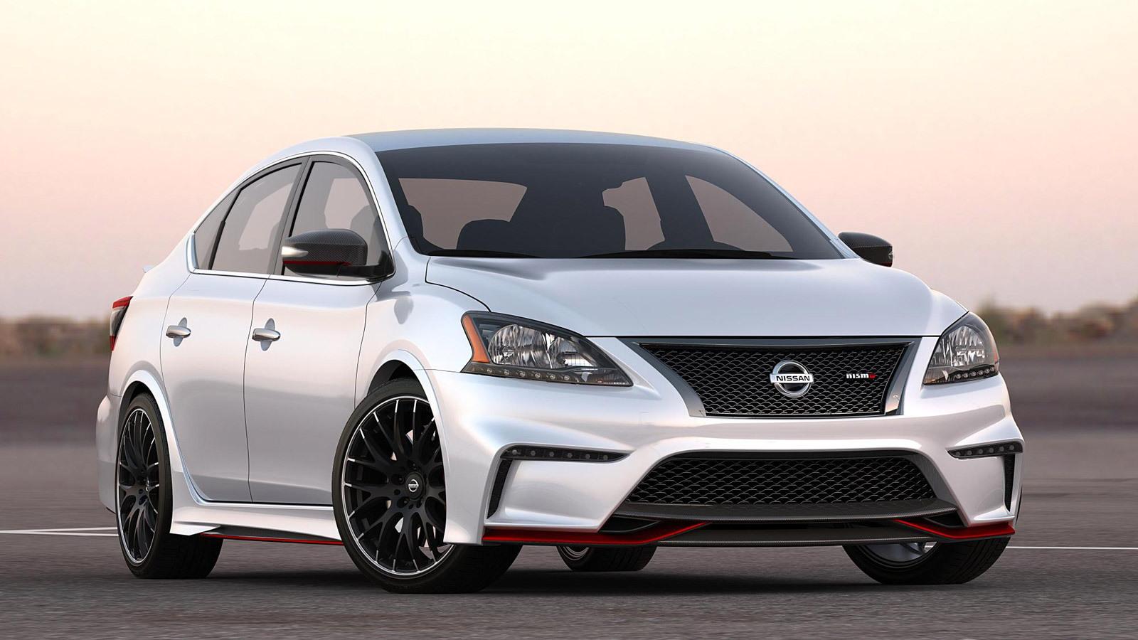 Nissan Sentra NISMO concept, 2013 Los Angeles Auto Show