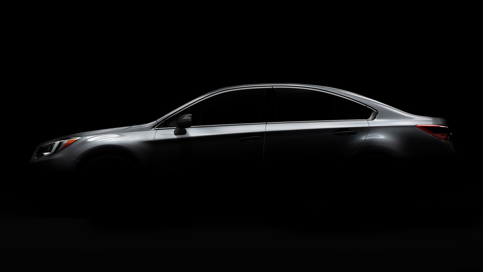 Teaser for 2015 Subaru Legacy