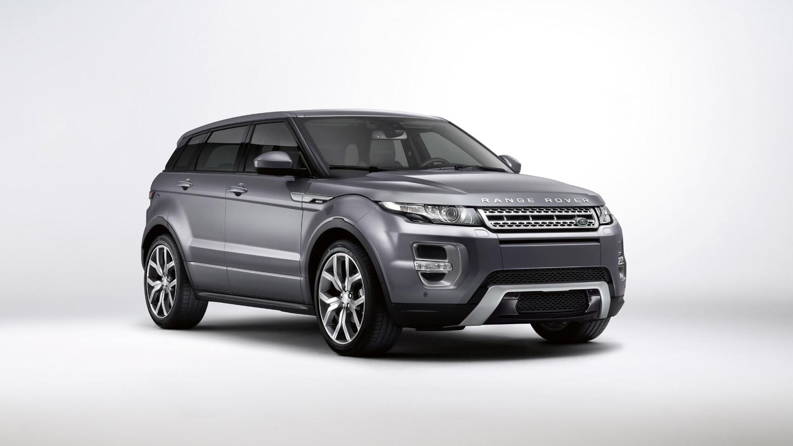 2015 Land Rover Range Rover Evoque Autobiography