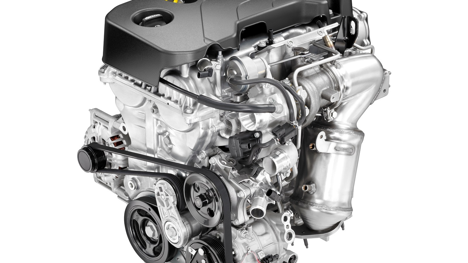 New GM 1.4-liter turbo Ecotec engine introduced for 2015 cars