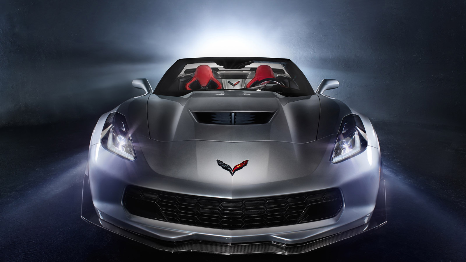 2015 Chevrolet Corvette Z06 Convertible, shot by Dan Wang