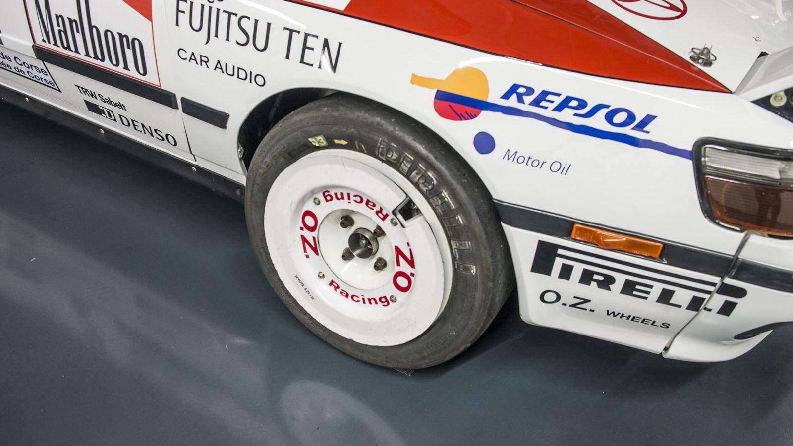 Toyota Rally Heritage: 1988 Celica ST165