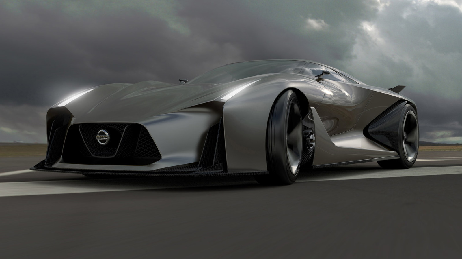Nissan Concept 2020 Vision Gran Turismo Revealed Likely
