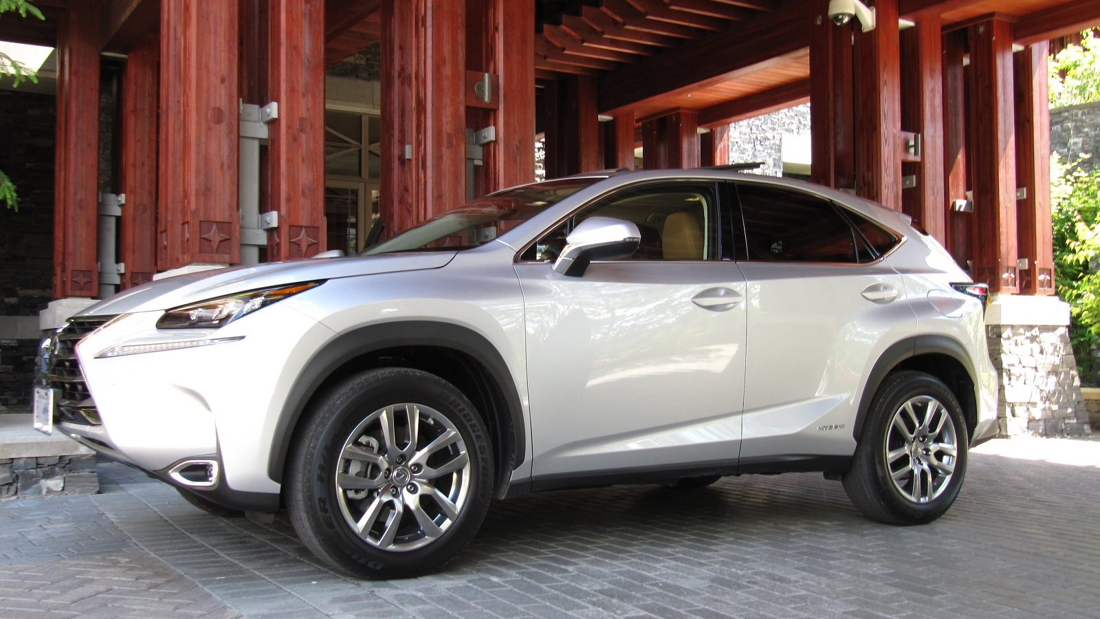 2015 Lexus NX 300h, global launch, Whistler, BC, Canada, June 2014
