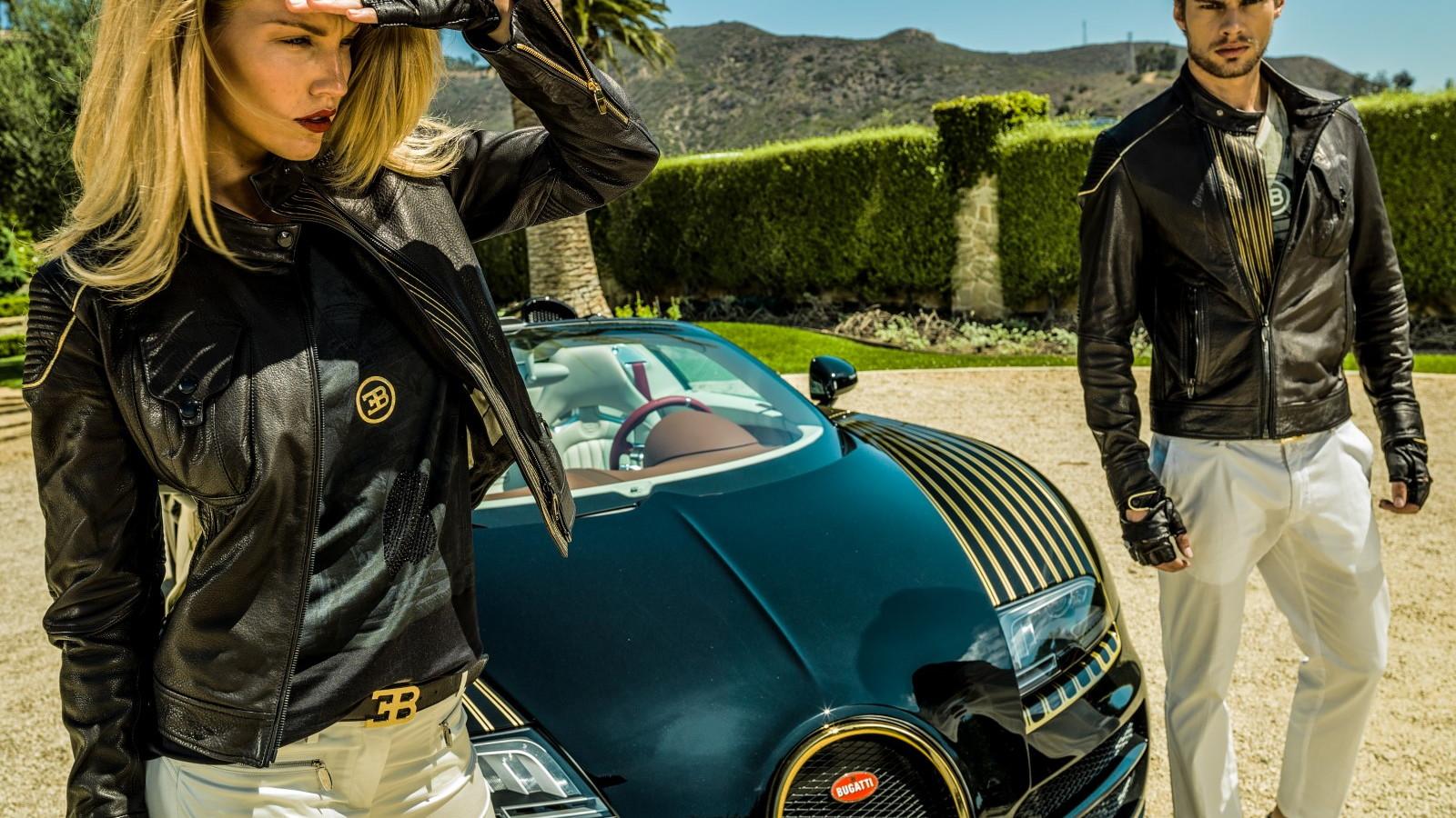 Bugatti Legends Capsule Collection - Black Bess