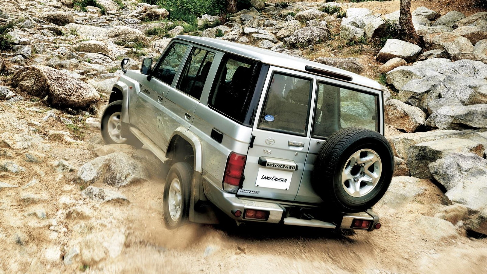 Toyota Land Cruiser 70 limited edition