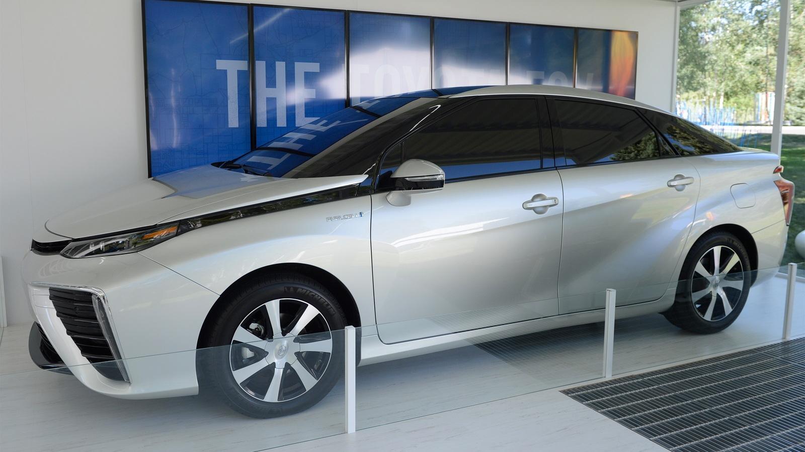 Toyota Fuel Cell Sedan at Aspen Ideas Festival  [photo: Riccardo Savi]