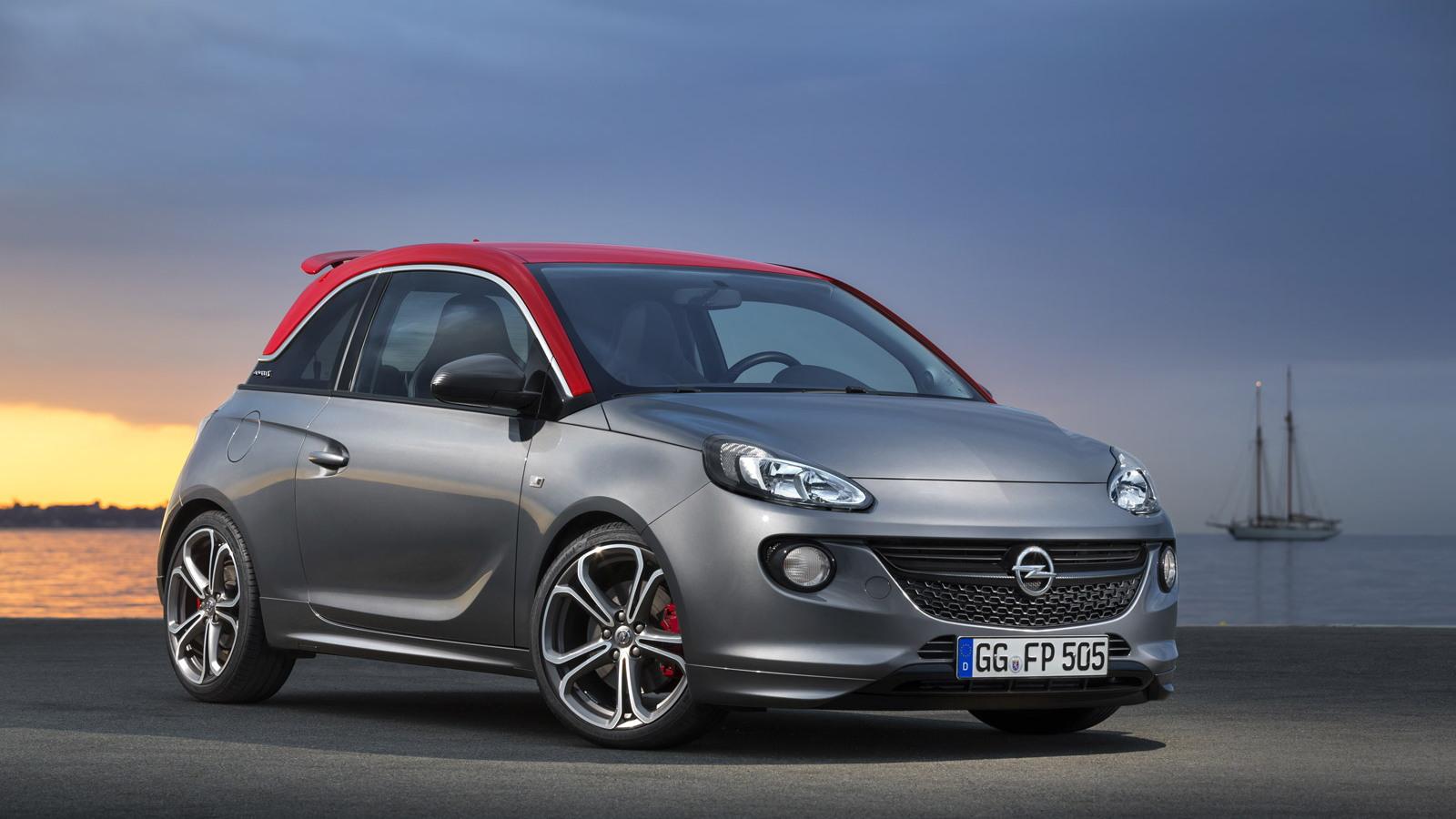2014 Opel Adam S