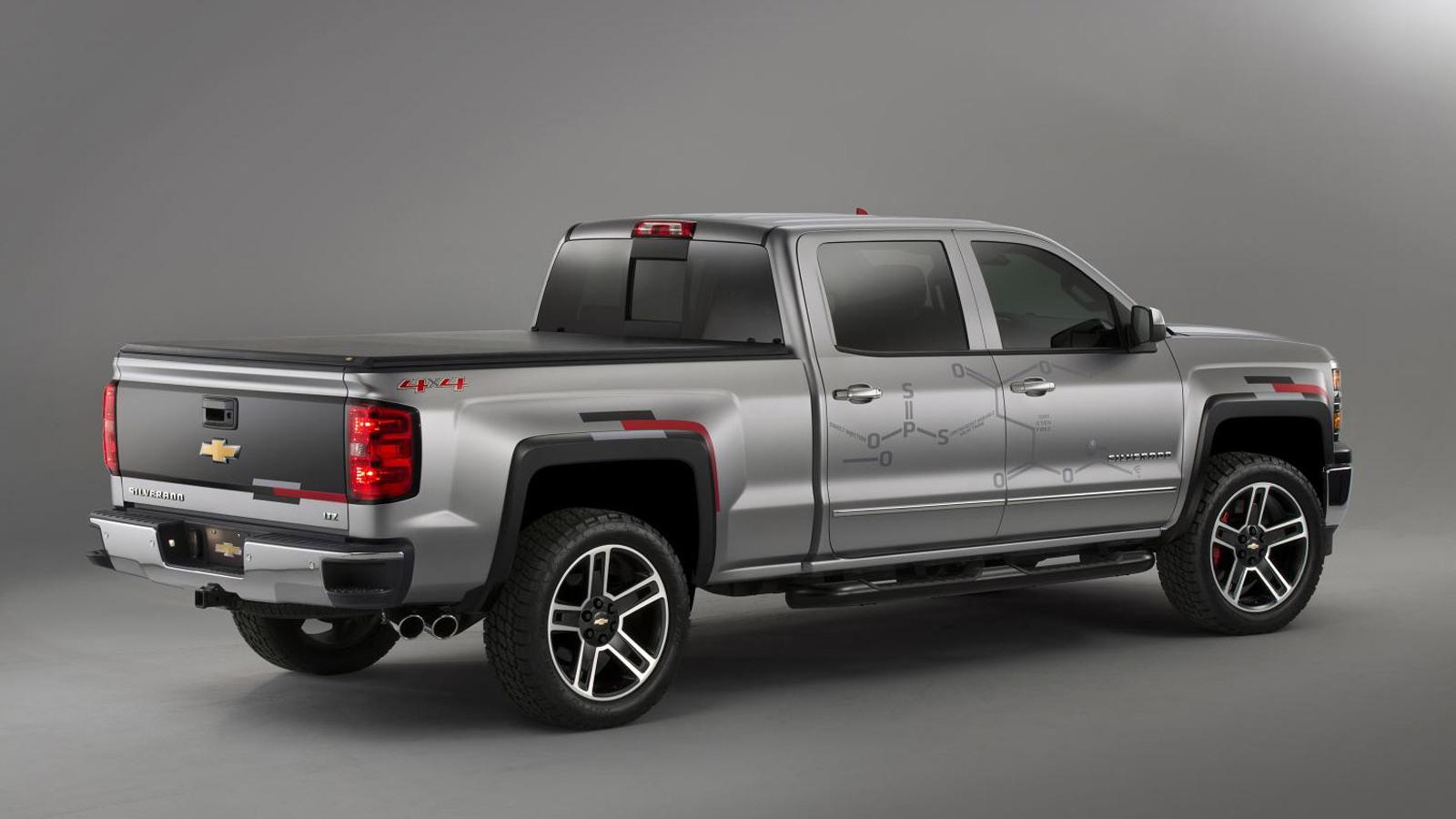 Chevrolet Silverado Toughnology concept, 2014 State Fair of Texas