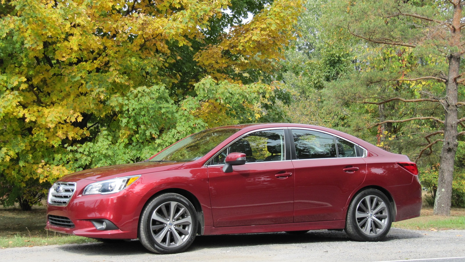 2015 Subaru Legacy Gas Mileage: We Test Both 2 5i And 3 6R