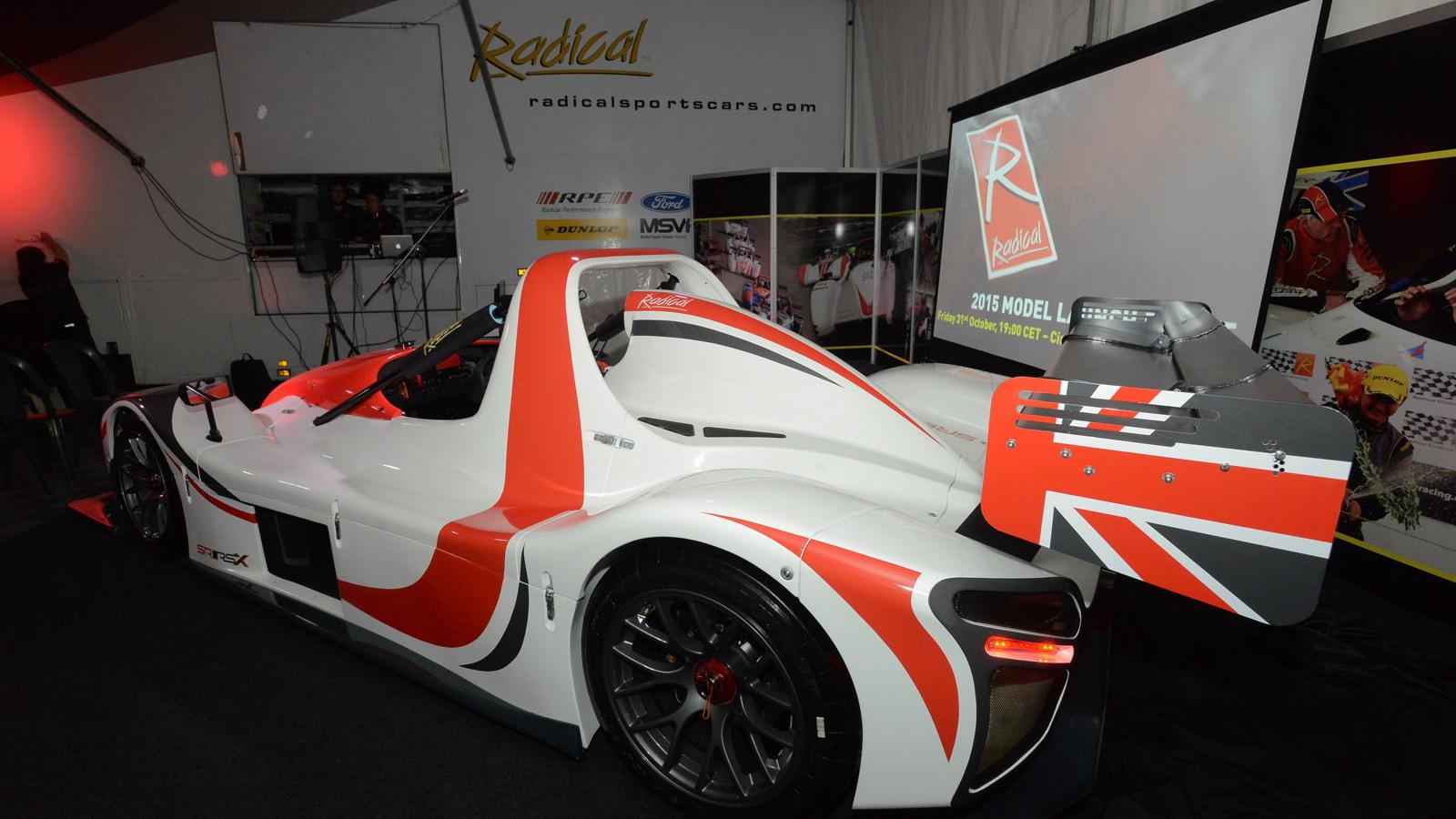 2014 Radical SR3 RSX