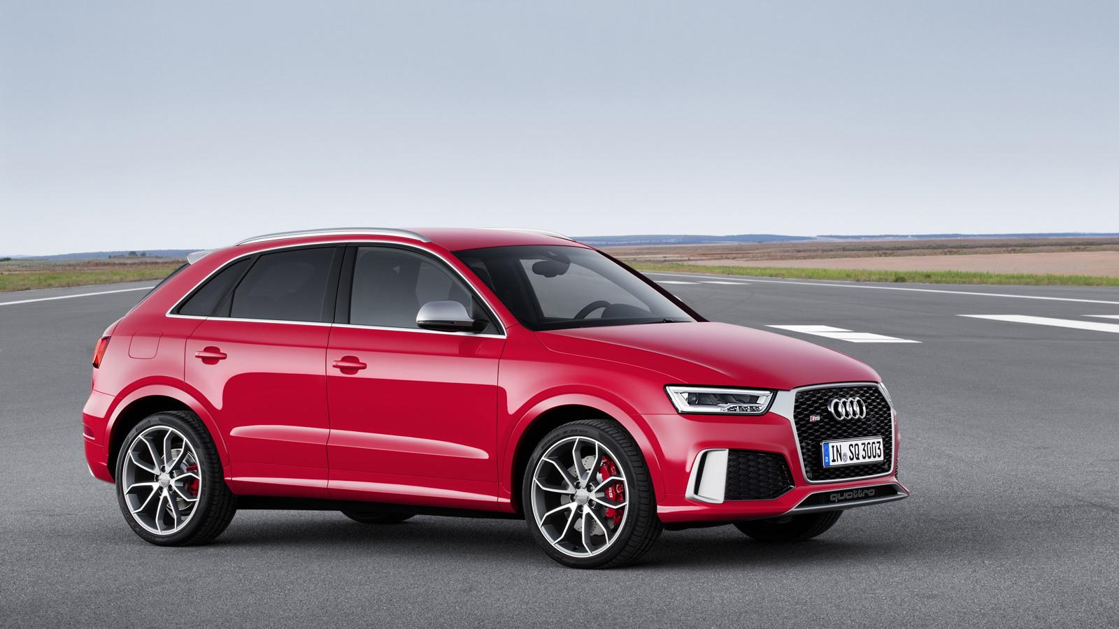 2015 Audi RS Q3 (European-spec)