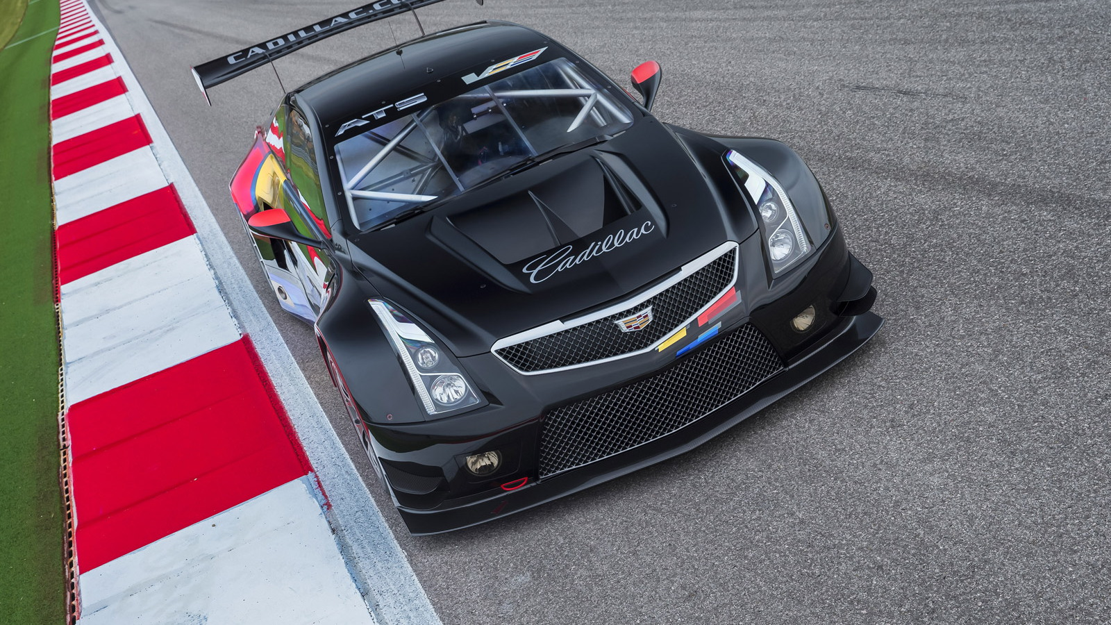 2015 Cadillac ATS-V.R race car