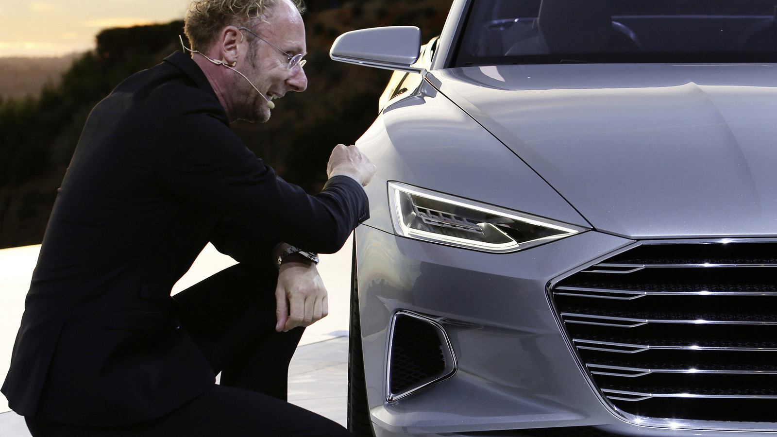 Audi Prologue concept, 2014 Los Angeles Auto Show