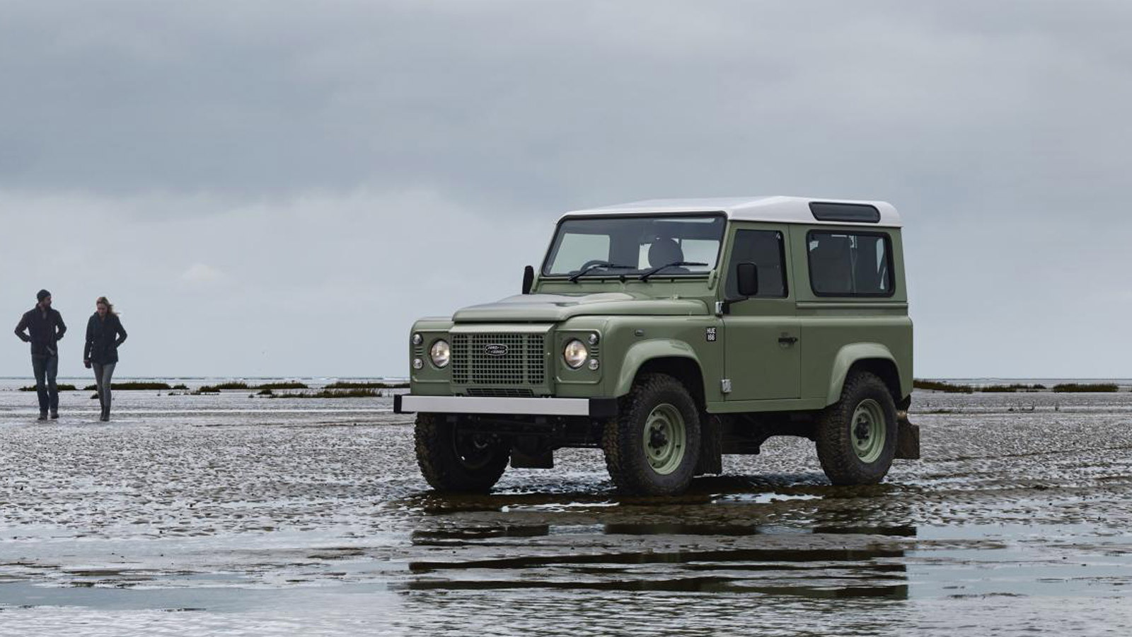 2015 Land Rover Defender Heritage Edition